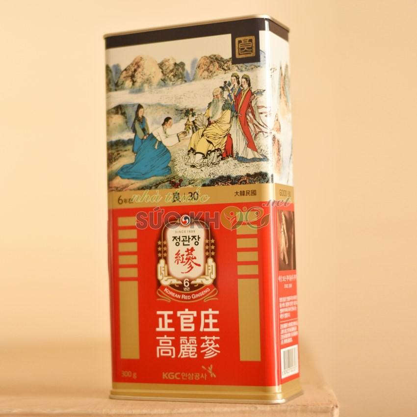 Hồng sâm củ khô Cheong Kwan Jang Hàn Quốc 300gr số 30