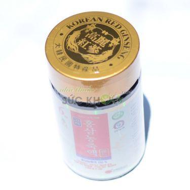 Cao hồng sâm ánh bạc KGS 240gr