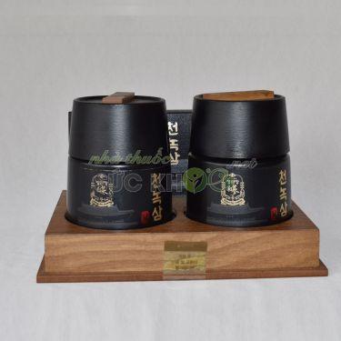 Cao hồng sâm nhung hươu Cheong Kwan Jang CheonNok Extract 180gr x 2 lọ