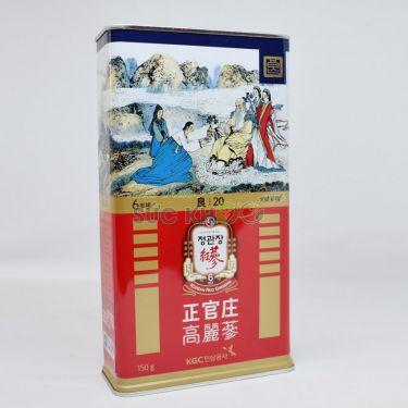 Hồng sâm củ khô Cheong Kwan Jang Hàn Quốc 150gr số 20