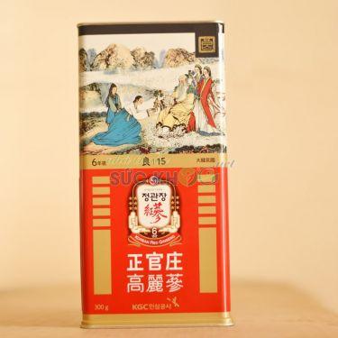 Hồng sâm củ khô Cheong Kwan Jang Hàn Quốc 300gr số 15