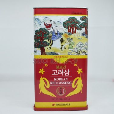 Hồng sâm củ khô Deadong Premium 150gr