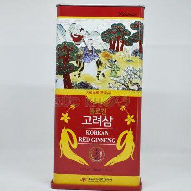 Hồng sâm củ khô Deadong Premium 300gr