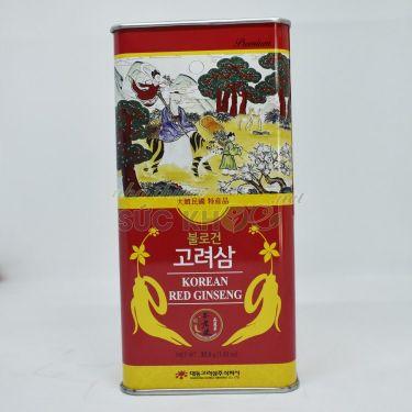 Hồng sâm củ khô Deadong Premium 37,5gr