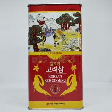 Hồng sâm củ khô Deadong Premium 75gr