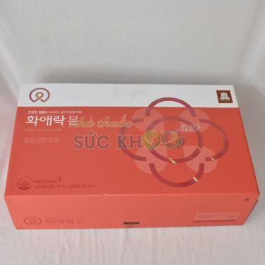 Nước hồng sâm Cheong Kwan Jang HWA AE RAK BON dành cho phụ nữ 70ml x 30 gói