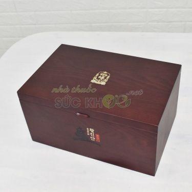 Viên hồng sâm Linh Đan Cheong Kwan Jang Hwang jin Dan 4g x 30 viên